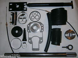 Alpha One Gen Two Bellow Kit And Alignment Gimbal Bearing Driver And Puller Tools