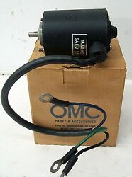 Omc Stringer Sterndrive Trim Motor And Cable Assy 2.5l 3.0l 1979-1985 0983318