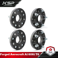 4x20mm For Lexus Hubcentric Wheel Spacers Adapters 5x4.5 5x114.3mm 121.5 Studs