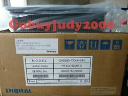 New In Box Pro-face Gp2601-sc41-24v Hmi Touch Screen Panel One Year Warranty