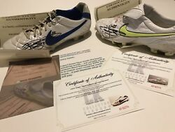 Lance Buddy Franklin Signed And Used Nike Football Boots