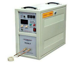 25kw High Frequency Induction Welding Machine Quenching Melting Furnace Welder
