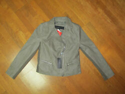 Marc New York by Andrew Marc Black Leather Jacket $30.29