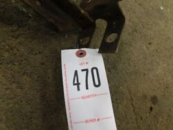 John Deere 440 2 Cylinder Tractor Factory Power Steering Unit Tag 470