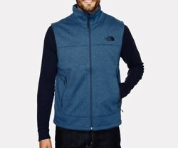 The North Face Apex Canyonwall Vest Jacket Water Repellent Blue Heather MSRP $99 $59.99