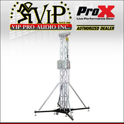 Prox Xtp-gsbpack3 Truss Tower Stage Roofing System Package Top Block Hinges Base