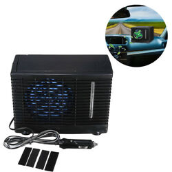 Portable Car Air Conditioner Water Evaporative Cooling Fan Air Fan Air Fan