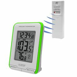 308 1410GR La Crosse Technology Wireless Thermometer with TX141 BV2 Sensor