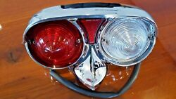 1958 Cadillac Gas Door Tail Light Assembly Remanufactured Show Quality