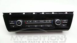 Bmw F10 F11 Air Conditioning Control Device Heated Seats A/c High 9229602