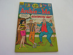 Archie And Me Comic 24 October 1968 Silver Age Classic