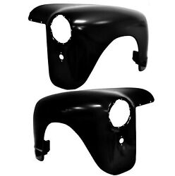 19471952 Gmc Pickup Truck Fender Pair Right And Left Side Edp Coated Dynacorn