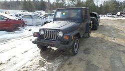 Front Axle Dana 30 LHD 3.73 Ratio Without ABS Fits 97-06 WRANGLER 435338