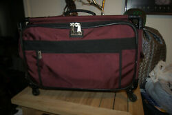 Tutto Tote on Wheels Rolling Case TUTTO CASE rolling suitcase 22.5 x 14 x 11 $150.00