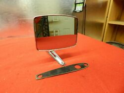 Used 67-77 Ford Bronco Lh Or Rh Door Side View Mirror C7tz-17696-m