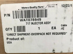 Waters 717 Plus Injector Assy Wat078949 Autosampler Hplc Liquid Chromatography