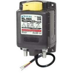 Blue Sea Ml-rbs Remote Battery Switch With Manual Control 12v 7717
