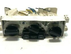 2002 - 2005 Mitsubishi Lancer A/C Heater Climate Control Unit P: MN185138HA OEM