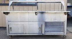 Duke 327-25ss-n7 74 Ice Assisted S/s Cold Food Pan Unit-nfs7