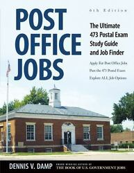 Post Office Jobs The Ultimate 473 Postal Exam Study Guide And Job Finder Byandhellip