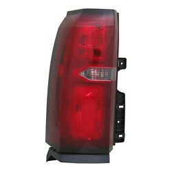 Aftermarket Replacement Driver Side Tail Light Assembly NSF 166-2699