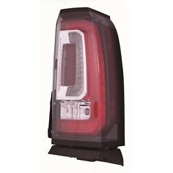 Aftermarket Replacement Passenger Side Tail Light Assembly NSF 166-2706
