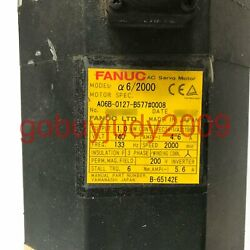 1pc Used Fanuc A06b-0127-b5770008 Tested Lt In Good Condition