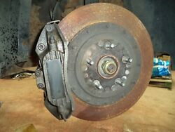 Aston Martin Db7 I6 Driving Dynamics A.p Front Brake Calipers And Discs T570ovg