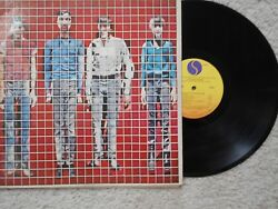 Talking Heads New Wave Lp Sire 6058 More Songs About Buildings And Food Vg+