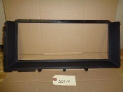 Kitchenaid Convection Microwave Door Plate W10478647 - Sd174