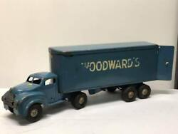 Lincoln Toys Pressed Steel Woodwardand039s Truck
