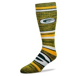 Nfl Green Bay Packers Going To The Game Long Tube Socks Fbf -one Size New