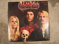 Coven Witchcraft Destroys Minds And Reaps Souls Super Rare Promo Vinyl Lp