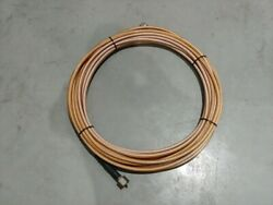 Rf Cable, 38-266474-01. For Novellus Speed Lf Generator. Ae14889-02, Tms 68999.