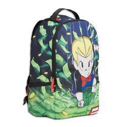 Brand New SPRAYGROUND Richie Rich Money Deluxe Bag Backpack $59.99