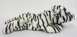 BEANIE BABY BLIZZARD TIGER BABIES 1996 COLLECTION RARE COLLECTORS TY TOY CUTE