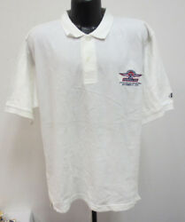 Indianapolis Formula One Us Grand Prix Vintage Polo Racing Indy Mot0r Speedway