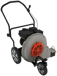 Beast Gas Leaf Blower Commercial 155 Mph 1250 Cfm 212 Cc With Adjustable Speed