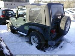 Heater Climate Temperature Control LHD With AC Fits 99-05 WRANGLER 441282