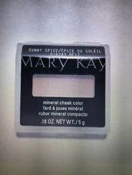 (3) Mary Kay GOLDEN COPPER Mineral Cheek Color Blush Discontinued Retired
