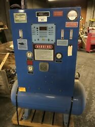 Thermco Model 8400 0 To 20 Hydrogen In Nitrogen Gas Mixer