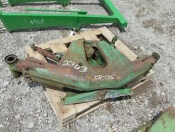 John Deere 5020 Tractor Front Axle Housing W/ Axle And Knees Tag 2763
