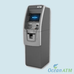 Nautilus Hyosung 5200 Atm With Emv - Huge 12 Screen - Free Shipping Only 2499