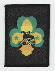 Scouts Of Norway - Norge Scout And Guides - Rover Scout Knight Of Opin Award Patch