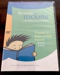 Reading Rockets Launching Young Readers Program 6 Empowering Parentsnew/sealed