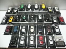 Kyosho 1 64 Mini Car Collection 4Th Edition Porsche All 10 Models 29 Types Full
