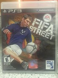 ⚽️brand New Fifa Street Soccersony Ps3, 2012 Factory Sealed Us⚽️