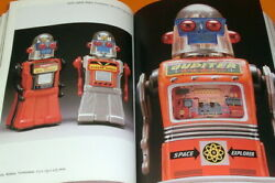 1000 Robots Spaceships And Other Tin Toys Book From Japan Japanese 0761