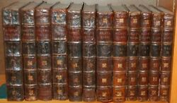 John Hawkesworth / 12 Volumes The Works Of Jonathan Swift D.d Dean Of 254298