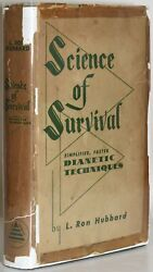 L Ron Hubbard / New Age And Occult Science Of Survival Simplified 279390